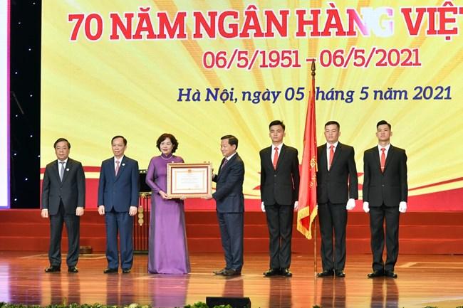THỜI SỰ 12H TRƯA 5/5/2021: TBT Nguyễn Phú Trọng dự và phát biểu tại Lễ kỷ niệm 70 năm Ngày thành lập ngành Ngân hàng Việt Nam