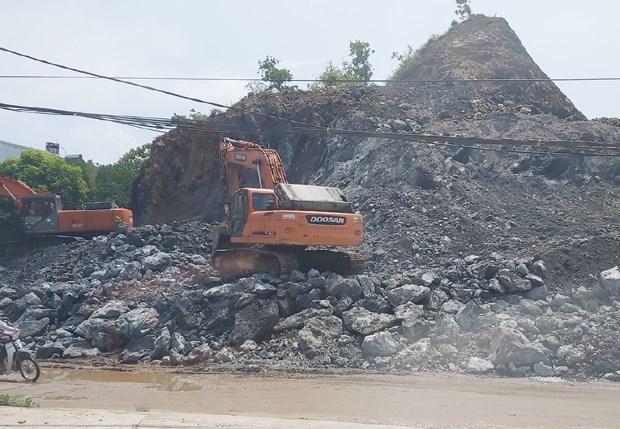 Hà Giang sử dụng đất sai mục đích (3/5/2021)