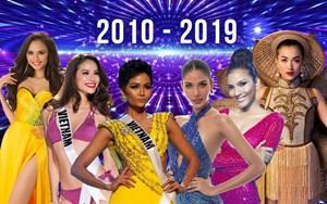 Hành trình toả sáng của nhan sắc Việt tại Hoa hậu Hoàn vũ Thế giới (15/5/2021)