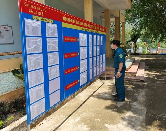 THỜI SỰ 21H30 ĐÊM 15/5/2021: Cử tri 6 xã biên giới huyện Nam Giang, tỉnh Quảng Nam, đi bầu cử sớm vào ngày mai