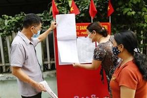 THỜI SỰ 6H SÁNG 14/5/2021: Thêm nhiều địa phương hoàn thành tiếp xúc cử tri của ứng viên Đại biểu QH