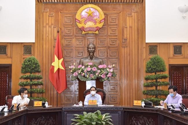 THỜI SỰ 18H CHIỀU 15/5/2021: Thủ tướng Phạm Minh Chính nêu quyết tâm đẩy lùi Covid-19, bảo vệ sức khỏe nhân dân