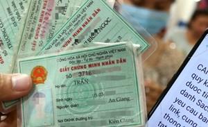 10.000 chứng minh nhân dân, thẻ căn cước công dân của người Việt Nam bị rao bán trên mạng, người dân cần nâng cao ý thức bảo mật thông tin cá nhân (24/05/2021)