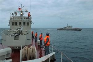 Đối ngoại quốc phòng giữ gìn an ninh, hòa bình trên biển Tây Nam (08+09/05/2021).