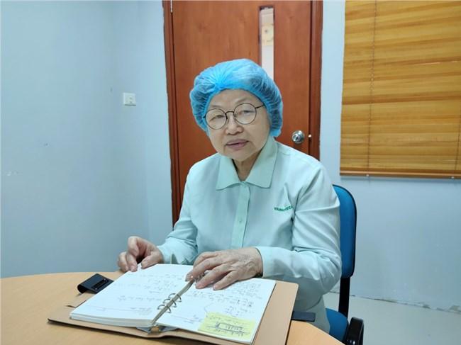 GS-TS Huỳnh Thị Phương Liên - tác giả vaccine viêm não Nhật Bản cứu sống hàng triệu trẻ em (7/5/2021)