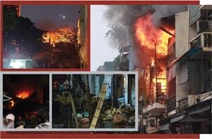 Vì sao các vụ cháy nhà dân lại gây ra những hậu quả lớn? (10/5/2021)
