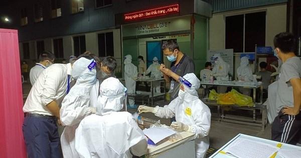 Kết nối với bác tài đang ở tâm dịch Bắc Giang (27/5/2021)
