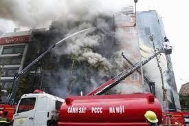 Hiểm họa cháy nổ với loại hình nhà ở kết hợp sản xuất, kinh doanh. (14/5/2021)