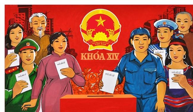 Việc bầu cử Đại biểu QH khoá XV và Đại biểu HĐND các cấp nhiệm kỳ 2021-2026 ở TP HCM, Hà Nội và Đà Nẵng có những điểm khác biệt gì so với các địa phương khác? (13/5/2021)