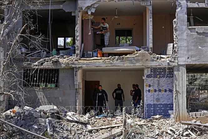 TTK KHQ kêu gọi ngừng bắn ngay lập tức giữa Israel và Hamas (17/05/2021)