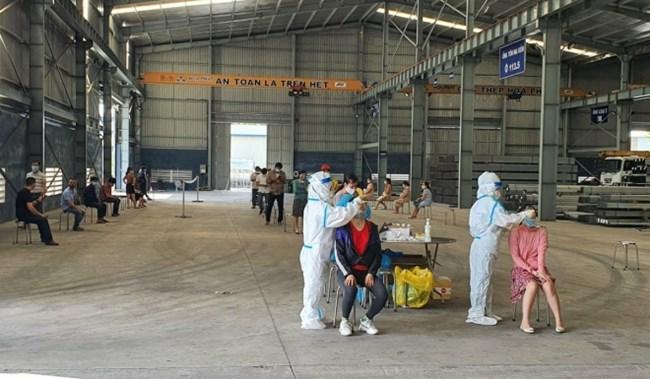 THỜI SỰ 12H TRƯA 25/5/2021: Kiên quyết dừng hoạt động các nhà máy, xí nghiệp không đảm bảo an toàn dịch Covid-19