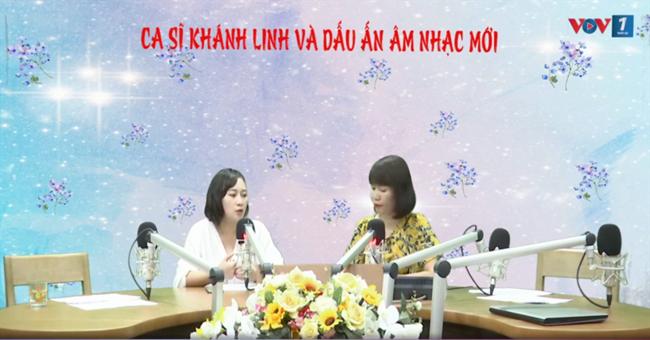 Ca sĩ Khánh Linh và dấu ấn âm nhạc mới (02/05/2021)