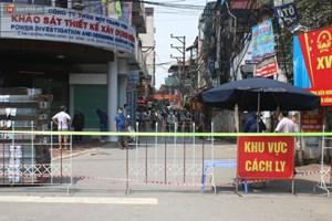 Làng ung thư tại quận Hà Đông, Hà Nội: ấm áp tình người trong tâm dịch (17/5/2021)