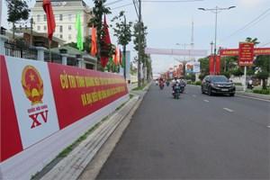 Quảng Ngãi: Sẵn sàng 5 phương án đảm bảo an toàn bầu cử (16/05/2021)