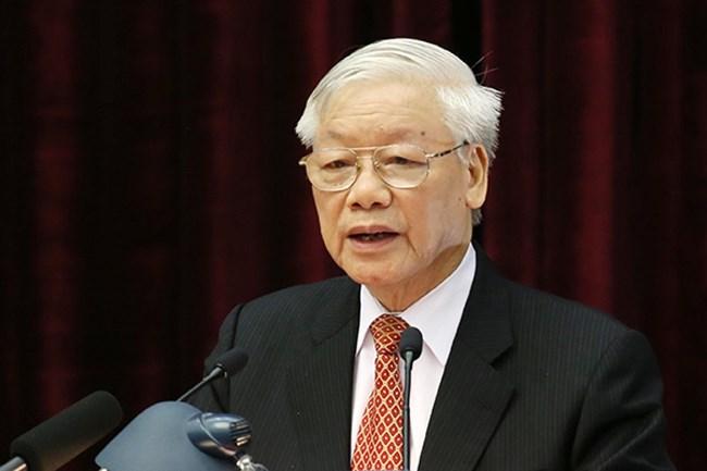 Bài viết của Tổng bí thư Nguyễn Phú Trọng về: