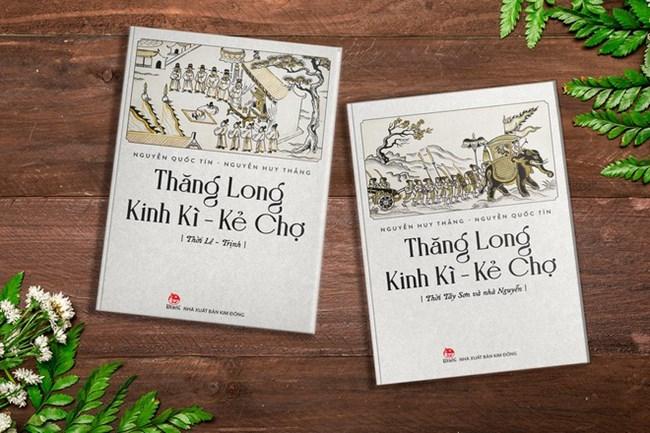"""Hà Nội trong cuốn sách """"Thăng Long - Kinh Kỳ- Kẻ Chợ"""" (1/5/2021)"""