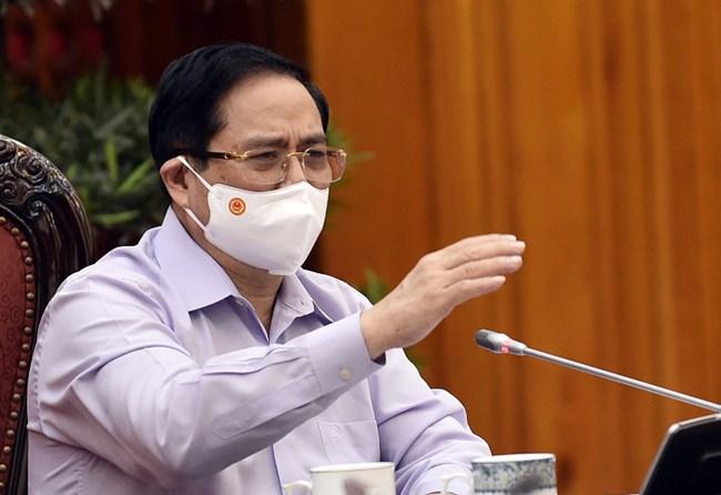 THỜI SỰ 6H SÁNG 11/5/2021: Thủ tướng Phạm Minh Chính yêu cầu dồn tổng lực dập tắt dịch bệnh Covid-19.