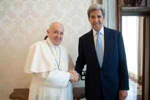 Mỹ đề xuất mời Giáo hoàng Francis tham dự hội nghị về biến đổi khí hậu LHQ (16/05/2021)