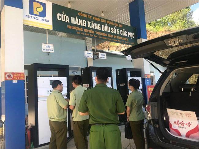Cao Bằng: Xử lý 5 cửa hàng vi phạm trong kinh doanh xăng dầu (11/06/2021)