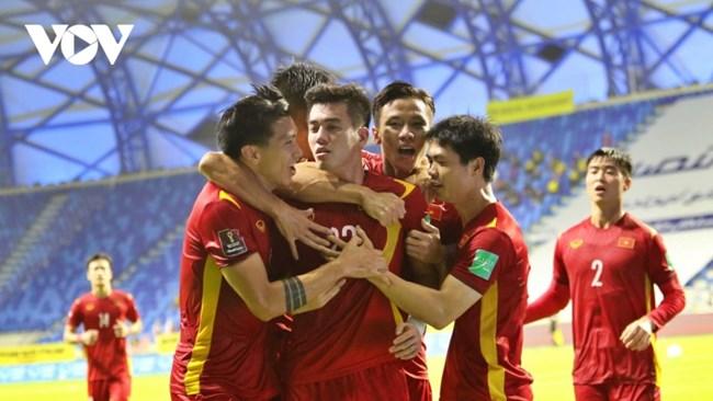 Tuyển Việt Nam viết tiếp giấc mơ World Cup (12/6/2021)