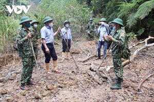 Lá chắn 3 lớp phòng, chống dịch trên tuyến biên giới Việt Nam – Lào (15/6/2021)