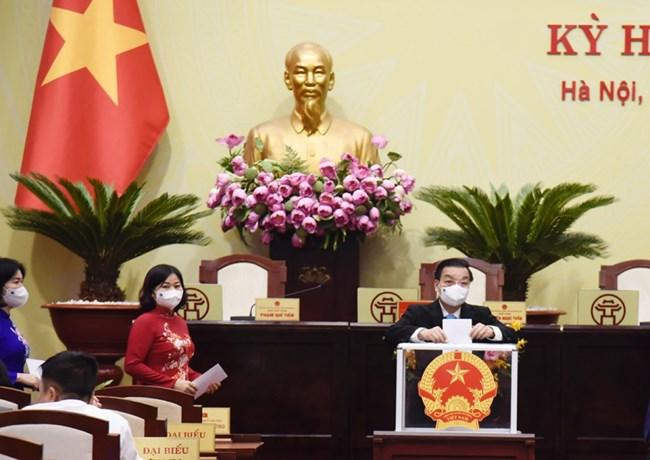 THỜI SỰ 12H TRƯA 23/6/2021: Ông Chu Ngọc Anh tái đắc cử Chủ tịch UBND TP Hà Nội nhiệm kỳ 2021-2026