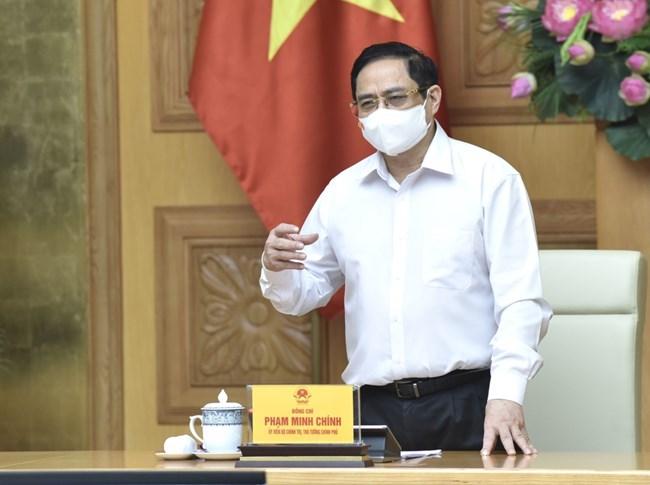 THỜI SỰ 18H CHIỀU 7/6/2021: Thủ tướng Phạm Minh Chính yêu cầu sản xuất bằng được vaccine ngừa COVID-19 để chủ động lo cho người dân
