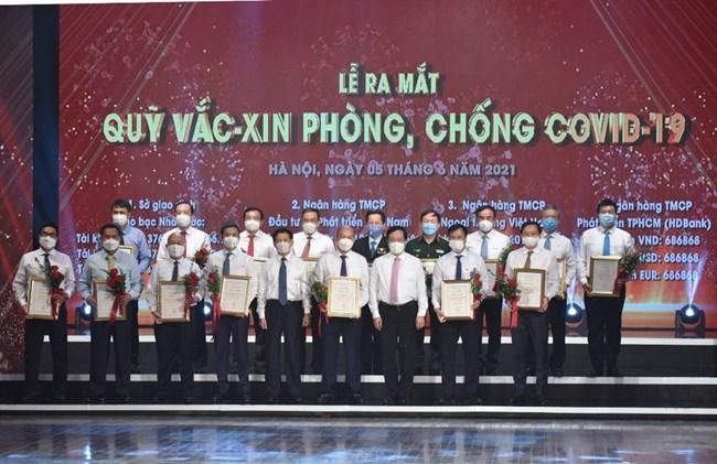 THỜI SỰ 6H SÁNG 6/6/2021: Quỹ vắcxin phòng COVID-19 ra mắt, góp phần giúp Việt Nam chiến thắng đại dịch.