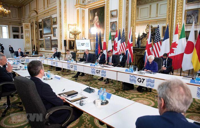 """Kế hoạch """"Xây dựng lại thế giới tốt đẹp hơn"""" của nhóm G7 (14/6/2021)"""