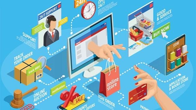Thu thuế kinh doanh qua sàn thương mại điện tử, thế nào cho hài hòa lợi ích? (22/06/2021)