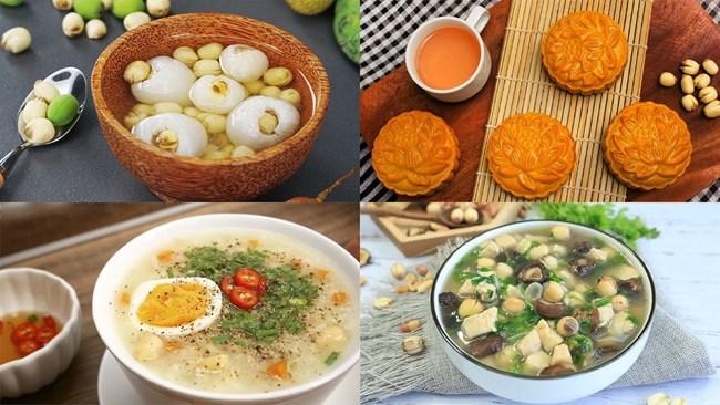 Những món ăn bổ dưỡng từ hoa sen (11/6/2021)