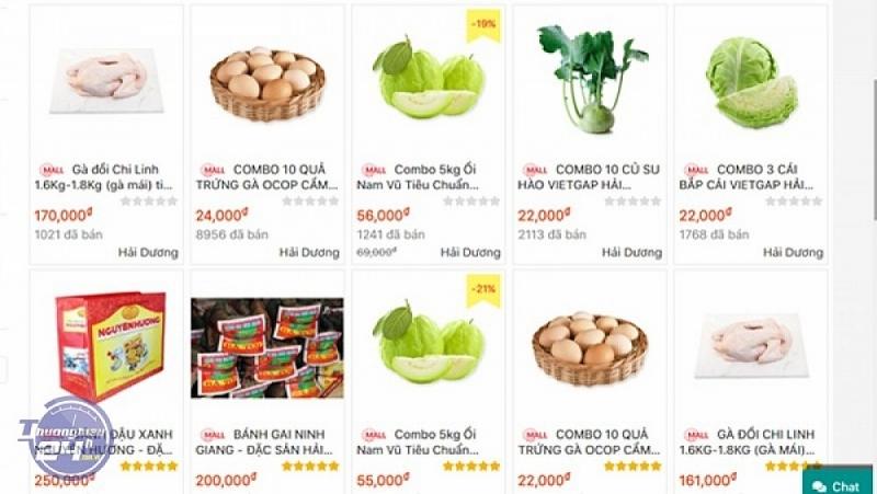 """Tìm """"đầu ra"""" cho nông sản Việt nhờ đổi mới sáng tạo (12/06/2021)"""