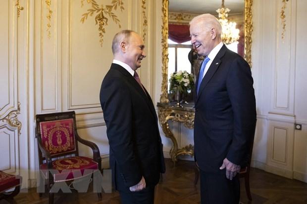 """Châu Âu tính toán """"cài đặt lại"""" quan hệ với Nga (25/06/2021)"""