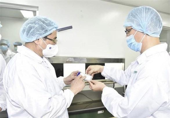THỜI SỰ 6H SÁNG 25/06/2021: Thủ tướng Phạm Minh Chính yêu cầu chậm nhất tháng 6/2022, phải có vaccine COVID-19 sản xuất trong nước