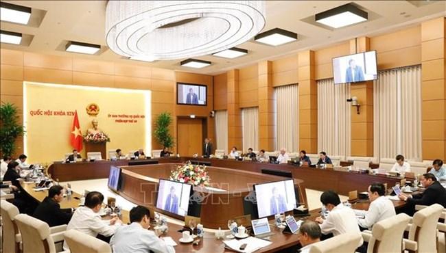 Nâng cao chất lượng giám sát và giải quyết kiến nghị cử tri ( 09/6/202021)