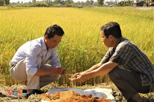 Tấm gương điển hình gia đình hiếu học người dân tộc Khmer (28/6/2021)