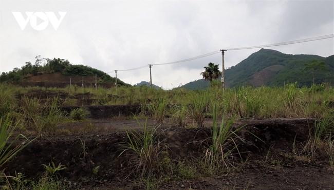 Tái định cư cho người dân vùng lũ ở Yên Bái: khu dang dở, điểm bỏ hoang (10/06/2021)