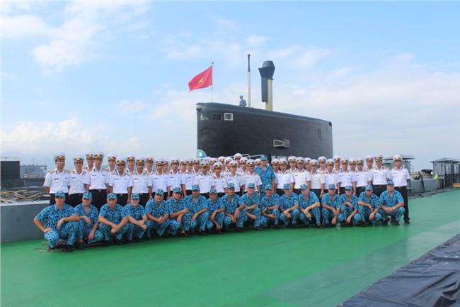 Tự hào người lính tàu ngầm (19+20/06/2021)