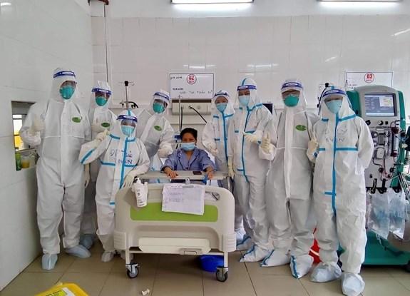THỜI SỰ 6H SÁNG 21/7/2021: Hơn 100 bệnh nhân mắc COVID-19 nặng tại TPHCM hồi phục ngoạn mục.
