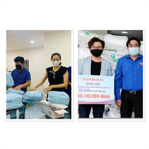 Trò chuyện với MC, diễn viên Đại Nghĩa và MC Quỳnh Hoa về các hoạt động thiện nguyện đầy ý nghĩa tại tâm dịch COVID 19 TPHCM (17/7/2021)