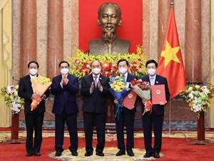 THỜI SỰ 21H30 ĐÊM 28/7/2021: CT nước Nguyễn Xuân Phúc trao Quyết định bổ nhiệm cho các thành viên Chính phủ