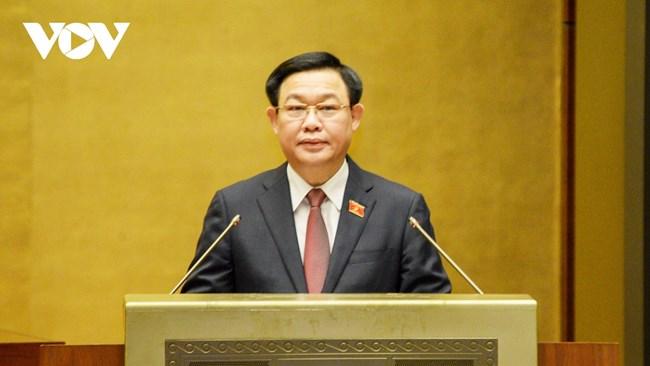 THỜI SỰ 18H CHIỀU 20/7/2021: QH bầu ông Vương Đình Huệ, UV BCT, Chủ tịch QH khóa XIV, giữ chức Chủ tịch QH khóa XV