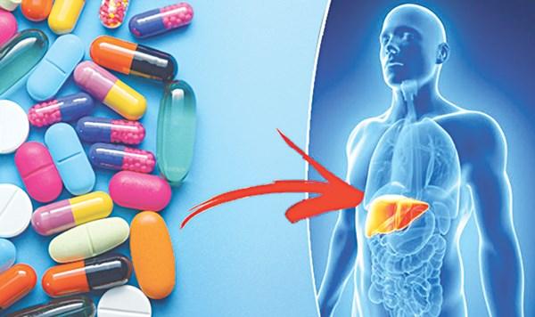 Dùng thuốc Tây dài ngày gây viêm gan, nhiễm độc gan như thế nào? (13/7/2021)