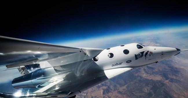 Đức bán vé du hành trên tàu vũ trụ của Virgin Galactic (28/7/2021)