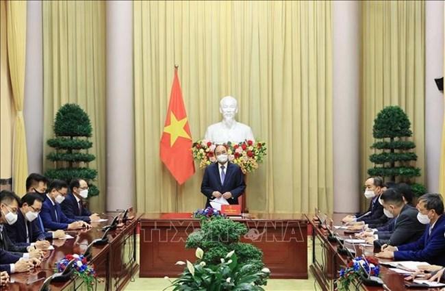THỜI SỰ 21H30 ĐÊM 15/07/2021: CT nước Nguyễn Xuân Phúc gặp mặt CT Hội người Hàn Quốc tại Việt Nam và một số tập đoàn lớn Hàn Quốc