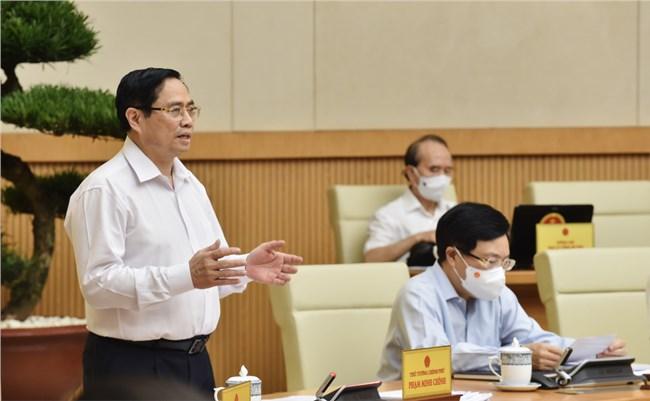 THỜI SỰ 12H TRƯA 01/07/2021: Thủ tướng Phạm Minh Chính chủ trì phiên họp Chính phủ thường kỳ tháng 6