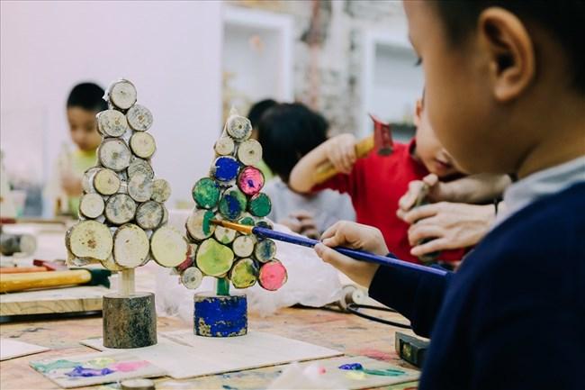 Creative Gara: Xưởng sáng tạo độc đáo dành cho trẻ nhỏ.(13/07/2021)