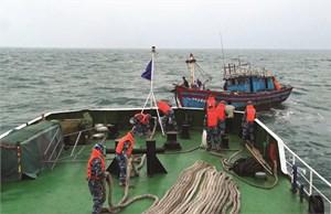 Tìm kiếm cứu nạn là mệnh lệnh trái tim người chiến sĩ Cảnh sát biển (28/07/2021)