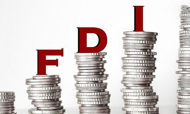 Vốn FDI giải ngân tháng 7 giảm gần 40% so với tháng trước (29/07/2021)