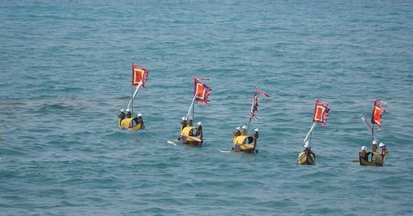 Các thế hệ người dân Lý Sơn ghi nhớ sâu sắc về truyền thống của Đội hùng binh Hoàng Sa (24&25/07/2021)